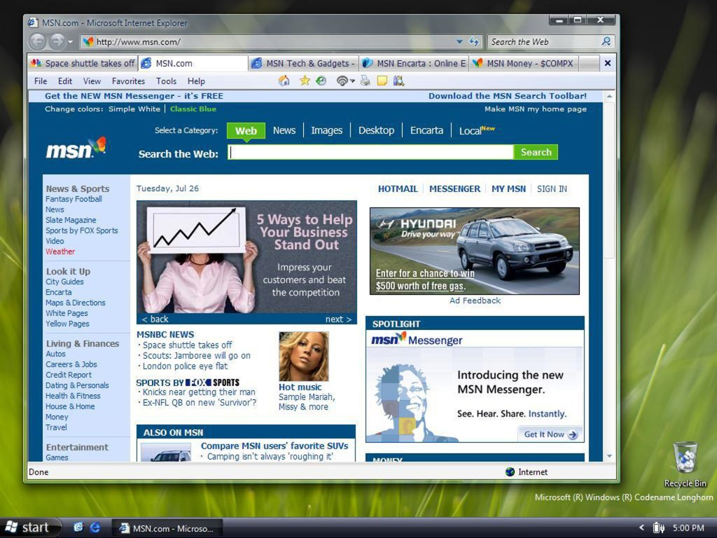 Dating msn search